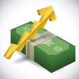 Profit design Stock Photos