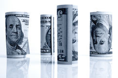 Profit and financial strategy. Stock Photo