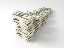 Profit growth Royalty Free Stock Photos