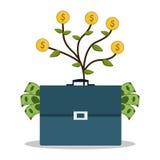 Profit icon design Royalty Free Stock Image