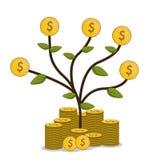 Profit icon design Stock Photo
