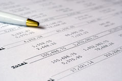 Profit & Loss Stock Images