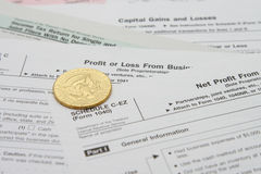 Profit or Loss stock images