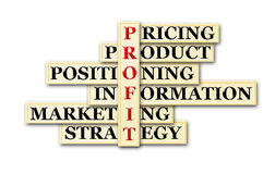 Profit Stock Image