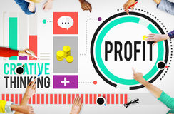 Free Profit Revenue Income Improvement Growth Success Concept Stock Photography - 77457752