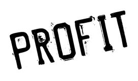 Profit rubber stamp Royalty Free Stock Image