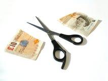Profit sharing. Stock Image