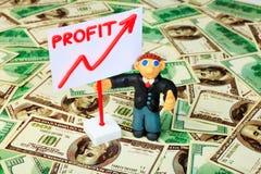 Profitable Royalty Free Stock Photo