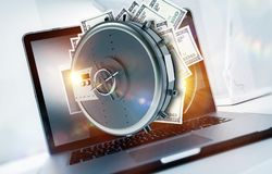 Profitable Online Business Stock Images