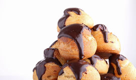 Profiterole Stock Photo