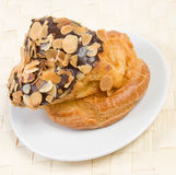 Profiterole Royalty Free Stock Photos