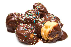Profiterole Royalty Free Stock Photography