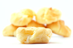 Profiteroles Images stock