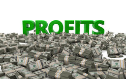 Profits Stock Image