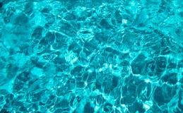 profond bleu Image libre de droits