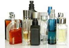 profumo delle bottiglie Immagine Stock Libera da Diritti