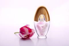 Profumo e fiori Immagine Stock Libera da Diritti