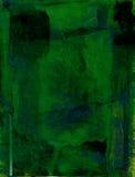 Profundamente - verde ilustração royalty free