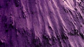 Profundo - papel de parede textured do fundo do cimento roxo da cor Ilustração do vetor ilustração stock