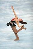 Prog libre de patin d'Ashley Wagner. Photos libres de droits