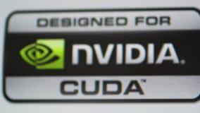 Progettato per l'unità di elaborazione di Nvidia Cuda GPU come visto sui calcolatori Apple iMac archivi video