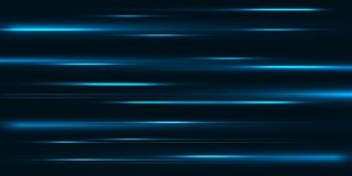 Progettazione ad alta velocità del movimento Ciao-tecnologia Priorità bassa astratta di tecnologia Illustrazione di vettore Immagine Stock