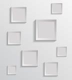 Progettazione alla moda moderna del fondo dell'estratto di struttura Fotografia Stock