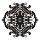 Progettazione antica dell'ornamento Immagini Stock