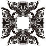 Progettazione antica dell'ornamento Fotografie Stock