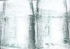 Progettazione appannata fumo bianco del disegno di lavaggio fotografia stock