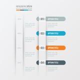 Progettazione arancio, colore blu e grigio di cronologia fotografia stock