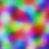 Progettazione astratta del fondo con la miscela dei colori differenti Fotografia Stock