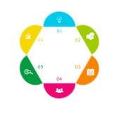 Progettazione astratta per il web Immagini Stock