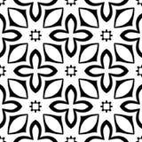 Progettazione bianca nera di vettore immagini stock