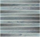 Progettazione blu del parquet Fotografie Stock