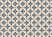 Progettazione blu geometry beige Estratto moderno Struttura royalty illustrazione gratis