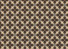 Progettazione brown geometry Estratto moderno Struttura cubi illustrazione vettoriale