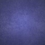 Progettazione d'annata ricca di lusso di struttura del fondo di lerciume del fondo blu astratto con pittura antica elegante sull' Fotografie Stock Libere da Diritti