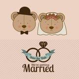 Progettazione degli orsi royalty illustrazione gratis