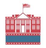 Progettazione degli S.U.A. Fotografia Stock Libera da Diritti