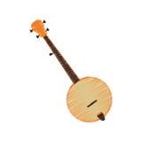 Progettazione degli strumenti di musica illustrazione di stock