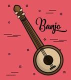 Progettazione degli strumenti musicali royalty illustrazione gratis