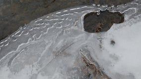 Progettazione del ghiaccio Fotografie Stock