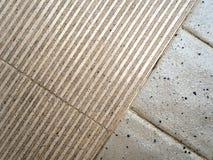 Progettazione del modello del pavimento Tiled fotografie stock libere da diritti