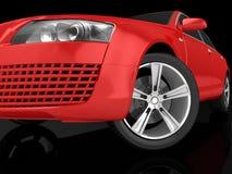 Progettazione dell'automobile Immagini Stock
