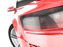 Progettazione dell'automobile Fotografia Stock