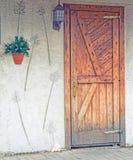 Progettazione dell'entrata e della porta Immagine Stock
