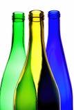 Progettazione dell'estratto della cristalleria del vino Immagini Stock Libere da Diritti