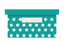 progettazione dell'icona isolata scatola dell'ufficio Immagini Stock Libere da Diritti