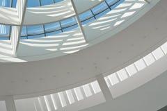 Progettazione dell'interno del lucernario Immagini Stock Libere da Diritti